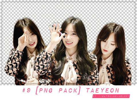 #9 [PNG Pack] Taeyeon