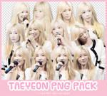 #20 [PNG Pack] Taeyeon by 11gatsu-no-Melody