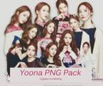 #24 [PNG Pack] Yoona by 11gatsu-no-Melody