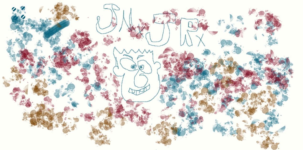 Untitled Drawing by detestabledoodler
