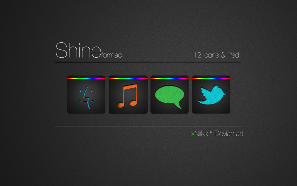 Shine for Mac by xNiikk
