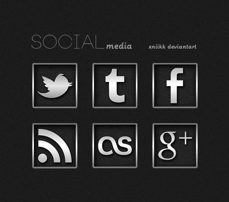 Social Media by xNiikk
