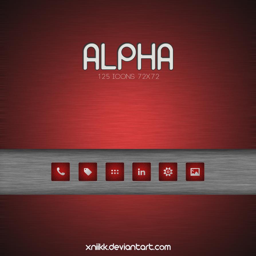 Alpha by xNiikk