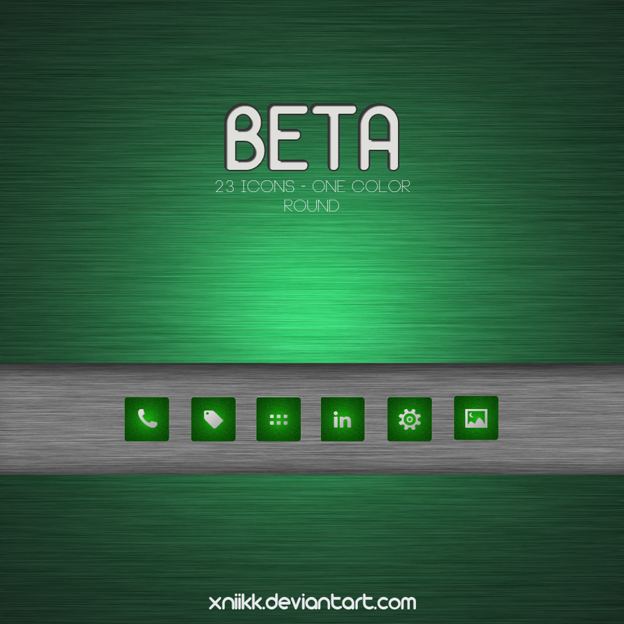 Beta by xNiikk