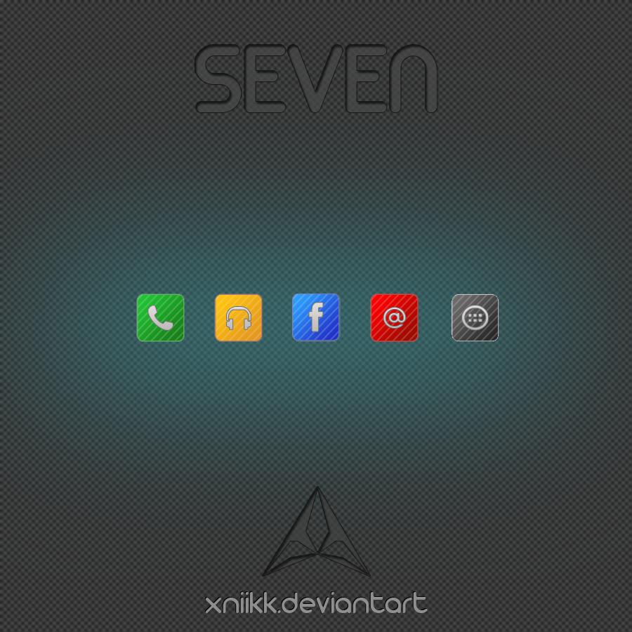 Seven by xNiikk
