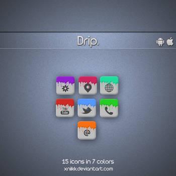 Drip. by xNiikk