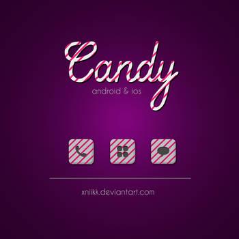 Candy by xNiikk
