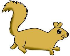 Running Squirrel 1 by valsgalore on DeviantArt