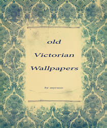 Victorian wallpapers Brush Set by Myruso