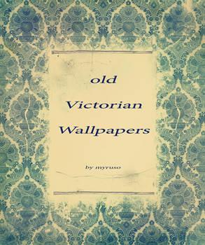 Victorian wallpapers Brush Set