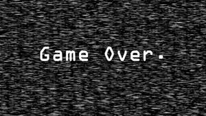C4D|GIF|FNAF|Game Over by YinyangGio1987