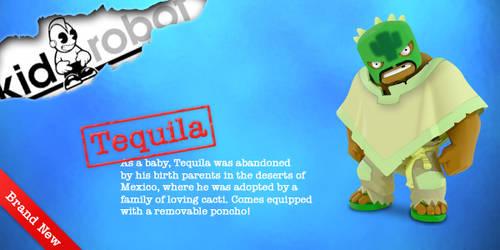 Kidrobot's Tequila Icon by fenixtx22