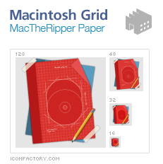 MacTheRipper Replacement Icon by fenixtx22