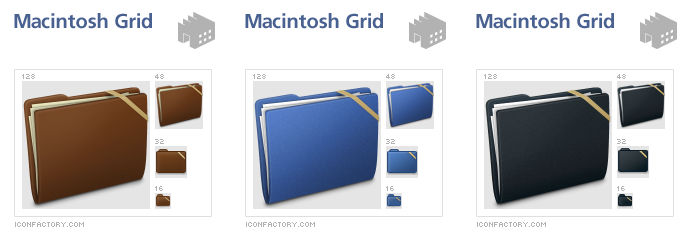Elastic Folder Set
