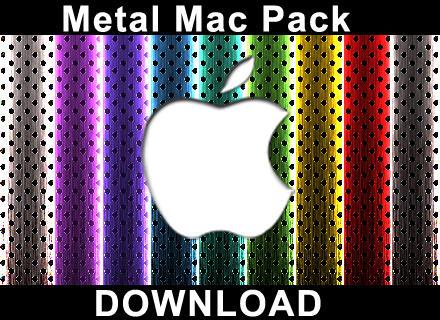 Metal Mac Pack 1 by Janoo-bachaa