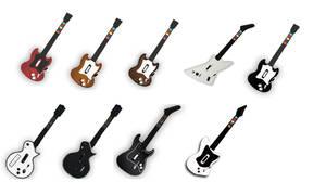 Guitar Hero PNG Icons