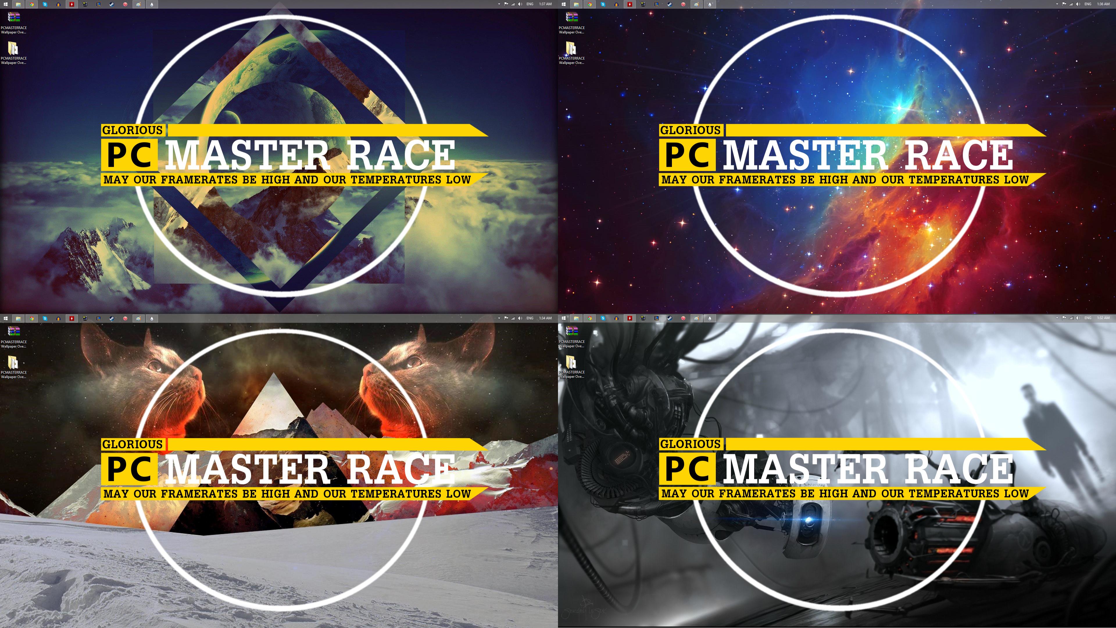 pcmasterrace wallpaper overlay by dagreatjimmy pcmasterrace wallpaper overlay by dagreatjimmy