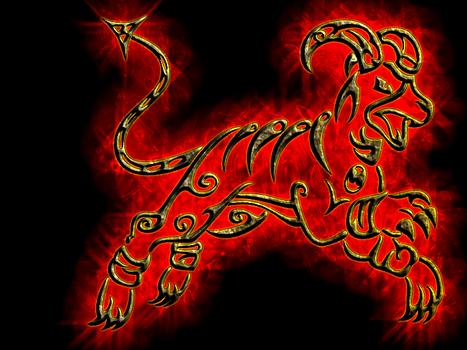 Colored Fierce By Elainamain