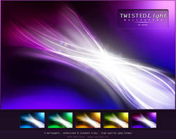 Twisted Wallpapers by deadPxl