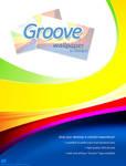 Groove wallpaper