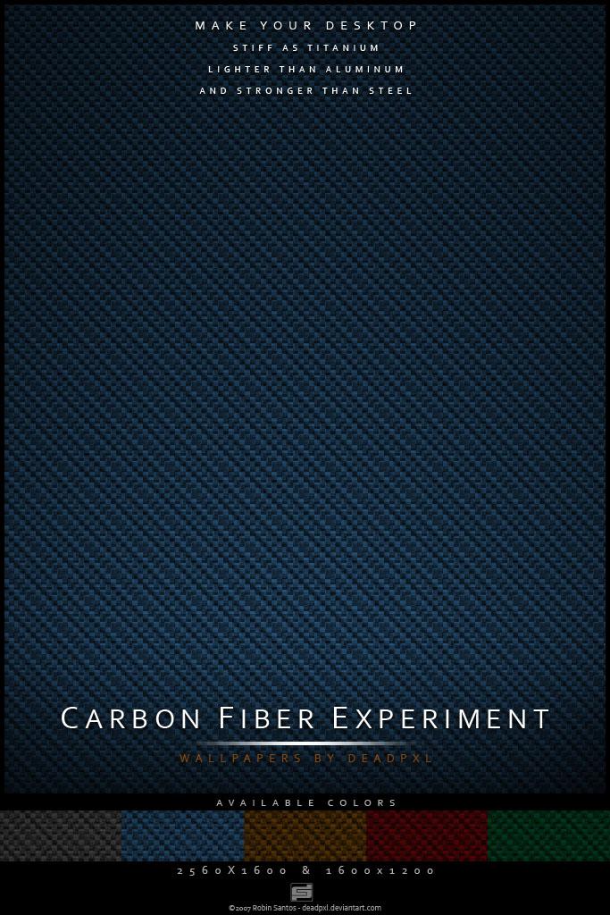 Carbon Fiber Experiment