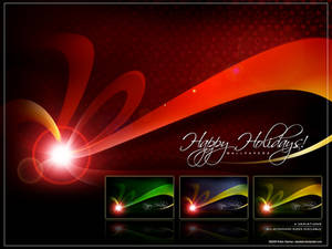 Happy Holidays Wallpapers