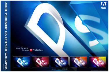 Adobe Photoshop CS5e Wallpaper
