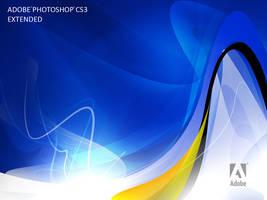 Adobe PS CS3e Style Wallpaper by deadPxl