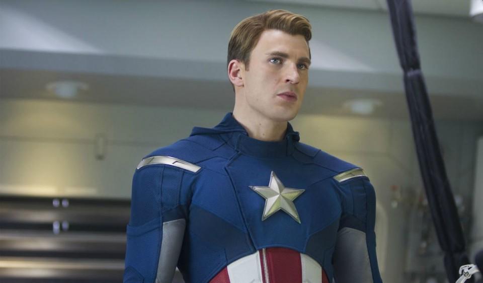 Avengers Fanfiction Steve Falls