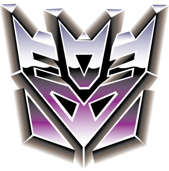 decepticon logo by matthull1991 on deviantart