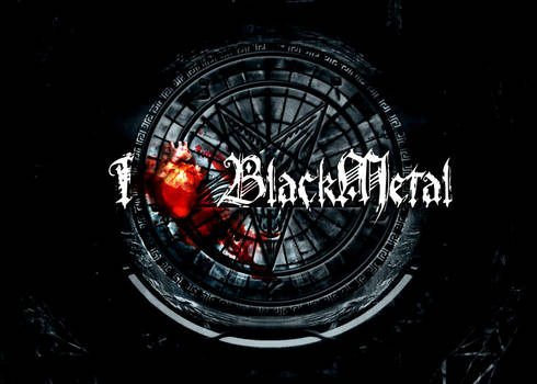 I Love Black Metal WP Pack