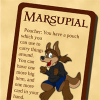 Munchkin furry card pack by WhiteRoo