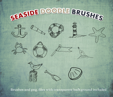 Seaside doodles DBD