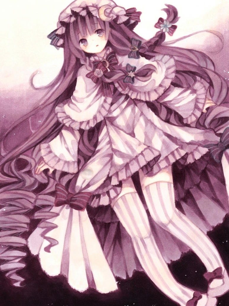 patchouli knowledge how tall