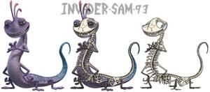 Randall's Skeleton