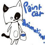 Paintcat animation