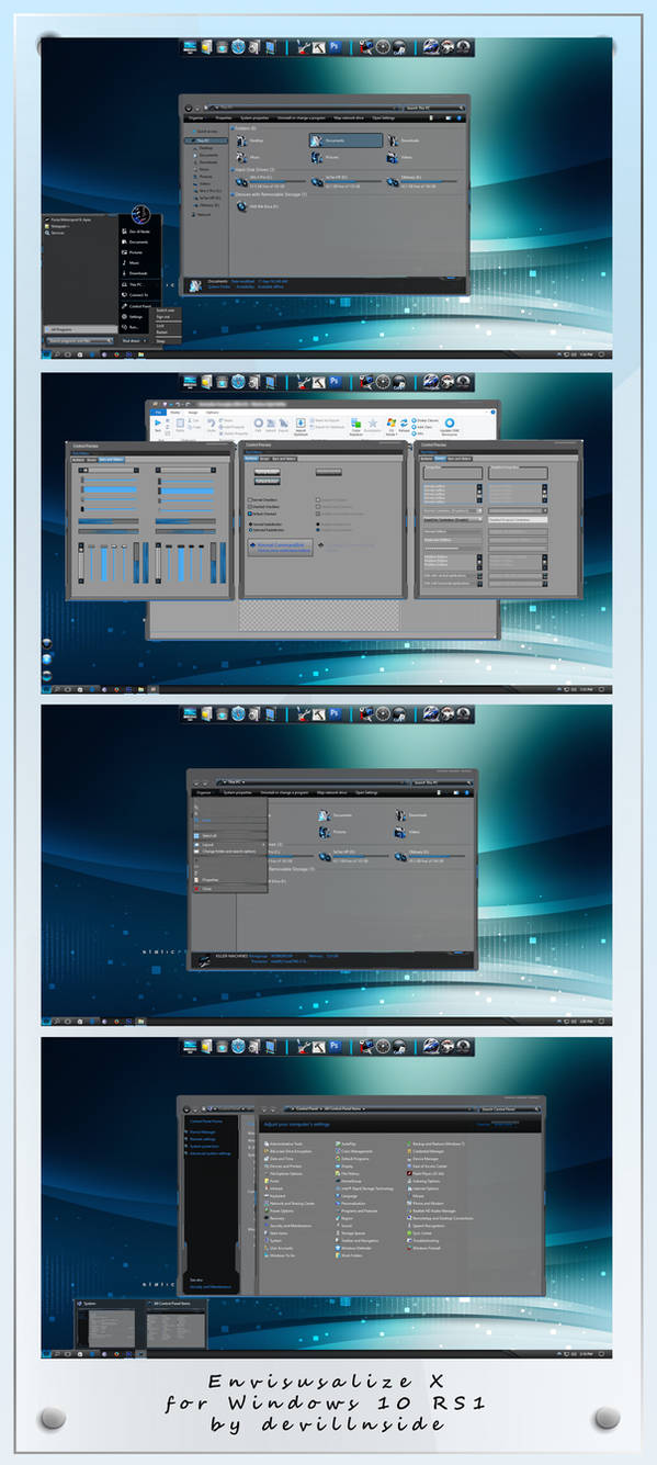 Alienware Recast: Xenomorph EX for windows 10 RS1
