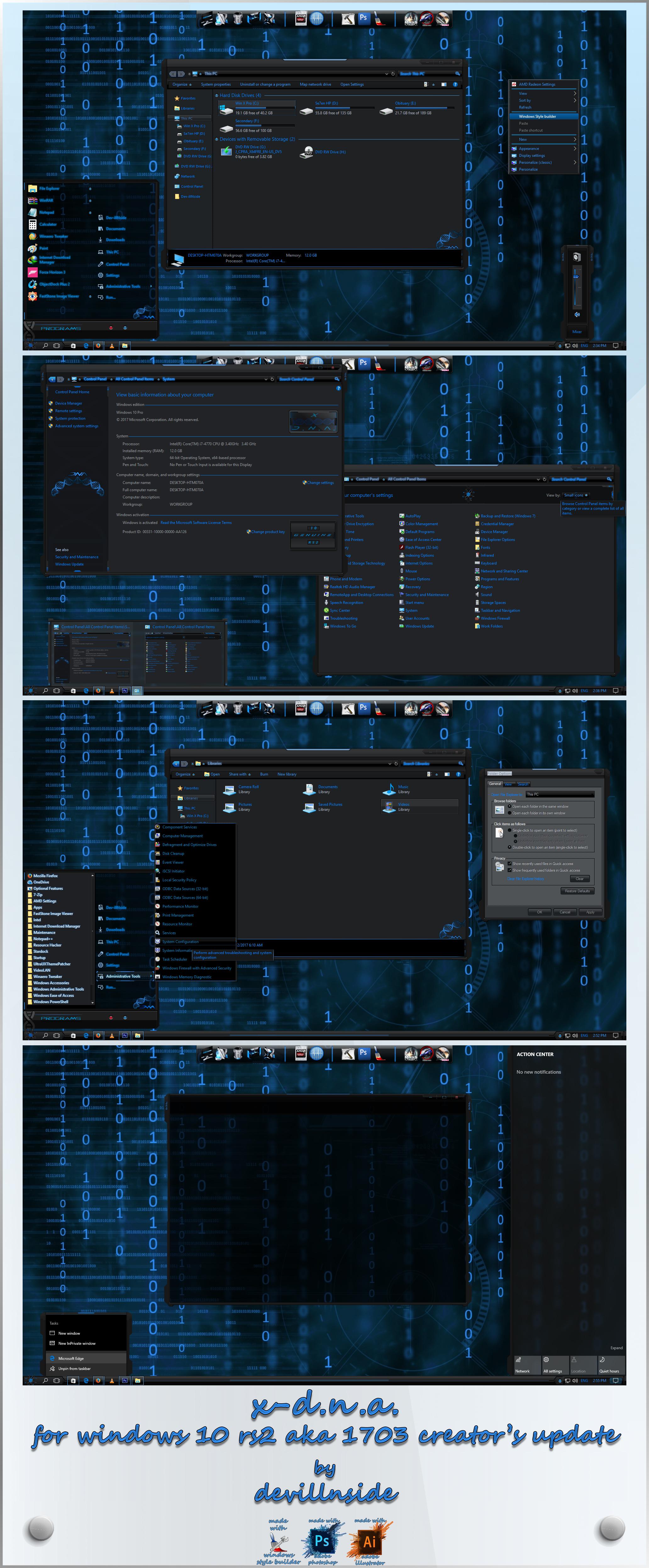 X-D.N.A. RS2 version 1.3 by devillnside
