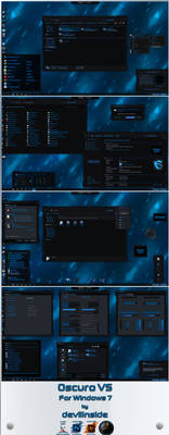 Windows 7 Themes on customizers-world - DeviantArt