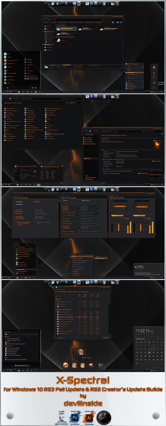 X-Spectral by devillnside