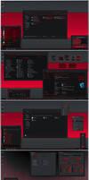Gen-2 Laser Red by devillnside