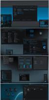 Gen-2 Plasma Blue by devillnside