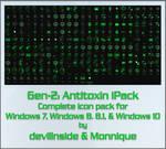 Gen-2 Antitoxin iPack W7-W10 TH2-RS5
