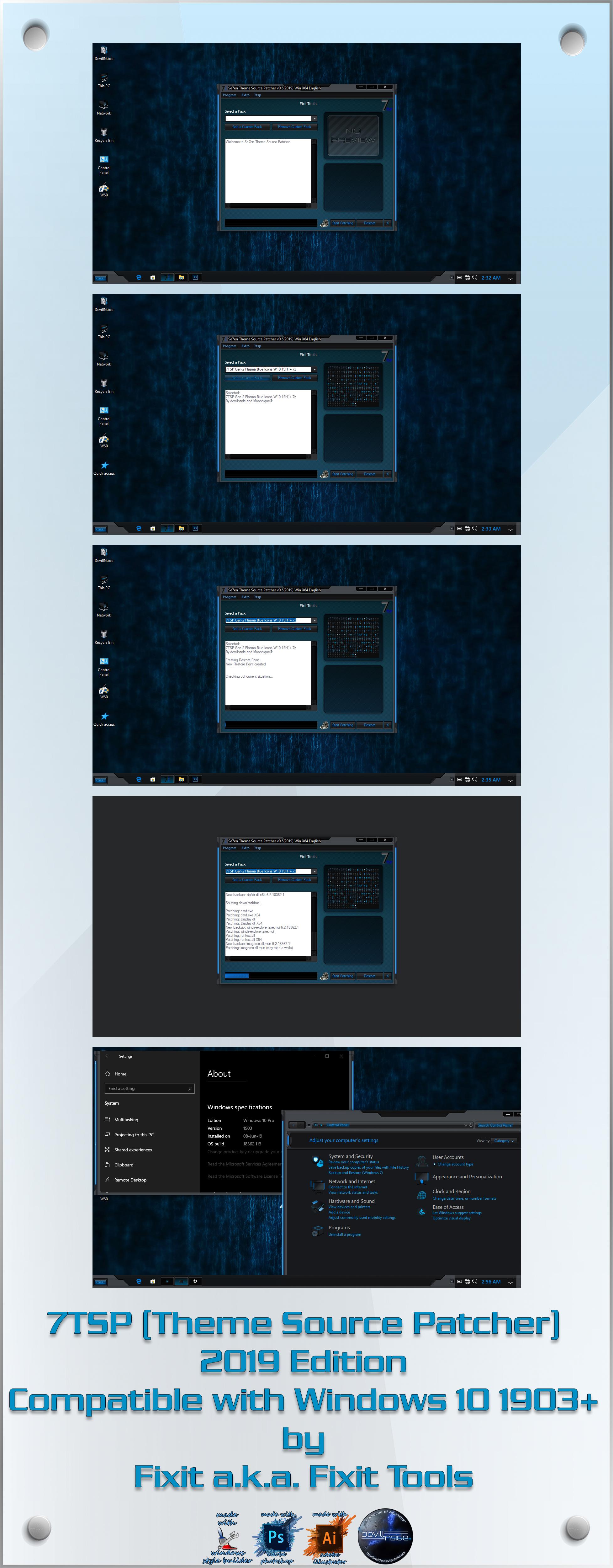 Windows Default IconPack