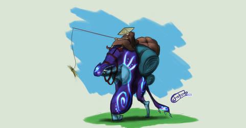 Beast of Burden - Abused Power