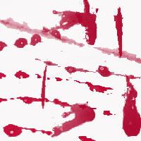 Bloody Brush by flutterstock