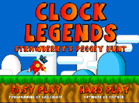 Clock Legends by cableshaft