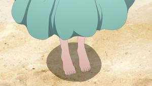 Fuuka Miyazawa Feet