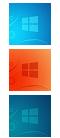 Windows 8 Start Orb by darkon11