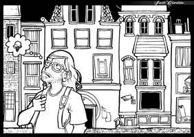 Roderick on the Line:The Second Window Love Affair by JadeGordon